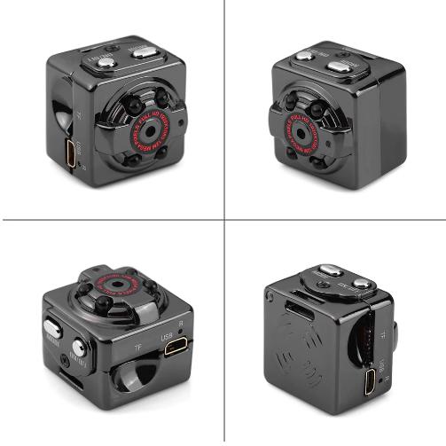 Mini Camera SQ8 Micro DV Camcorder Night Vision